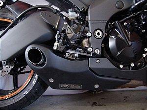 Escapamento Esportivo Kawasaki ZX-10 Firetong Willy Made