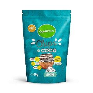 Chips De Coco Skin QualiCoco 40g