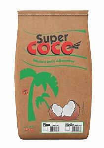 Coco Seco Médio 10kg Supercoco