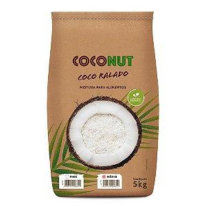 Coco Ralado Médio 5kg Coconut
