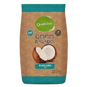 Coco Ralado Flocado QualiCôco 5kg