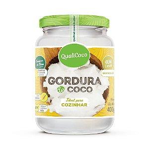 Gordura de Coco QualiCoco 400g