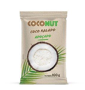 Coco Ralado Desidratado Adoçado Coconut 100g