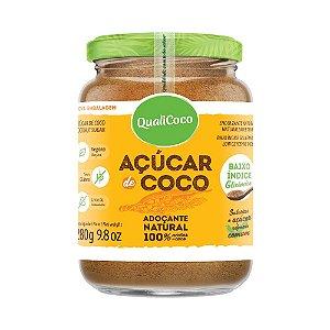 Açúcar de Coco QualiCoco 280g