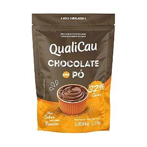 Chocolate em Pó 32% Cacau QualiCau 1,010kg