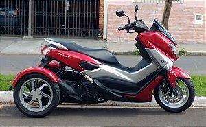 MOTO YAMAHA NMAX 160cc ADAPTADA