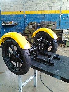 Kit Triciclo Biz Fácil Colocação