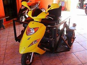 Triciclo Suzuki Burgman 125cc com Embarque para Cadeirante