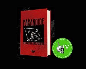 Paranoide - Fernando de Abreu Barreto - Livro físico