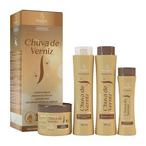 Kit Capilar Chuva de Verniz - 4 itens