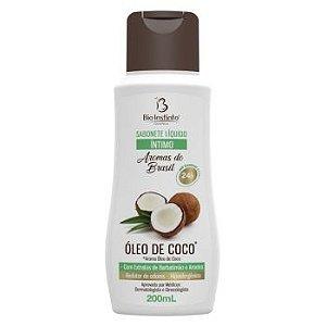 Sabonete Intimo Óleo de coco 200ml