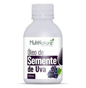 ÓLEO SEMENTE DE UVA 100ML