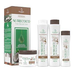 Kit Capilar Nutrecoco 4 itens