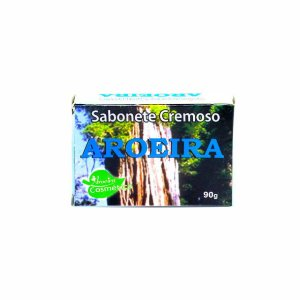 Sabonete Cremoso em Barra Aroeira 90g