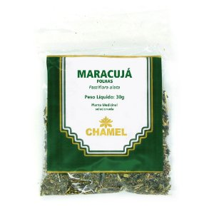 Folhas de Maracujá para Chá 30g