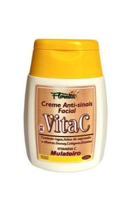 Creme Facial Anti-Sinais Vita C 120g