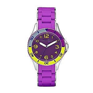 Relógio Marc Jacobs Pulseira Emborrachada BM2557