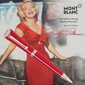 Montblanc Marilyn Monroe edição especial