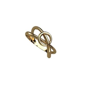 Anel em Ouro 18K, Basic Collection