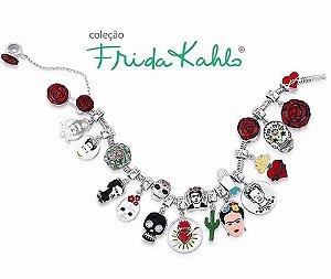 Coleção de Joias em Prata Frida Kahlo
