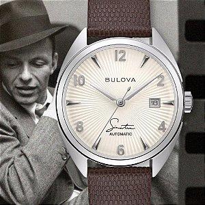 Bulova coleção Frank Sinatra