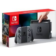 Console Nintendo Switch 32GB Gray - USA