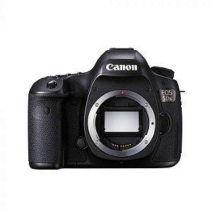 Câmera Canon EOS 5DS Corpo - Preto
