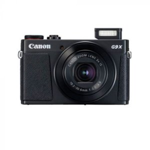 "Câmera Canon PowerShot G9 X Mark II 20.1MP de 3.0"" com Wi-Fi/Bluetooth/NFC - Preto"