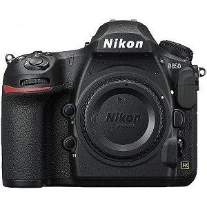 Câmera Nikon D850 Corpo - Preto