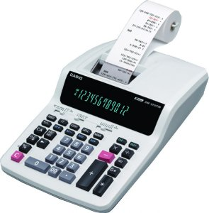 Calculadora Casio DR-120TM - 12 Dígitos - 220v