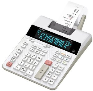 Calculadora Casio FR-2650RC - 12 Dígitos