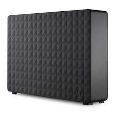 HD Externo de 8TB Seagate Expansion STEB8000100 - Preto