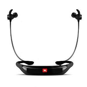 Fone de Ouvido Sem Fio JBL Reflect Response com Bluetooth/Sensor de Toque - Preto