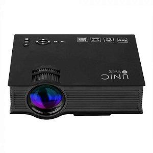 Mini Projetor UNIC UC46 - WiFi/HDMI/Android