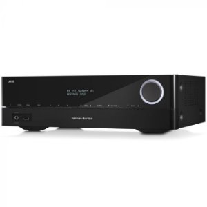 Receiver Harman Kardon AVR 1610 (5.1 CH 425 WATTS) 110V - Preto