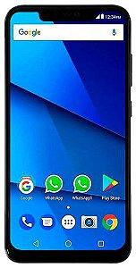 """Blu VIVO XI V0311WW 6.2"""" - Dual Sim - 128GB - 4G LTE - Preto"""