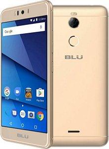 "BLU R2 R010P - 5.2"" - Dual SIM 8GB - 3G - Dourado"