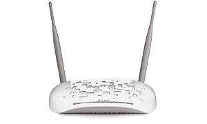 W. TP-LINK ADSL2 + MODEM ROUTER TD-W8961N 300BPS N