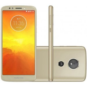 "Smartphone Motorola Moto E5 Play XT1920-16 1GB+16GB LTE Dual Sim 5.3"" Câm.8MP+5MP"