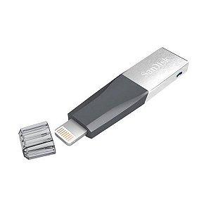 Pen drive USB 3.0/Lightning Sandisk iXpand Mini Flash Drive SDIX40N-GN6NE