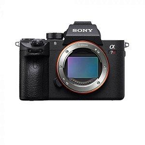 Câmera Sony A7R III (ILCE-7RM3) Corpo - Preto