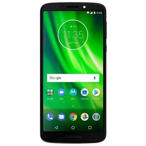 "Motorola Moto G6 Play XT1922-10 Dual SIM 32GB de 5.7"" 13MP/8MP OS 8.0 - Preto"
