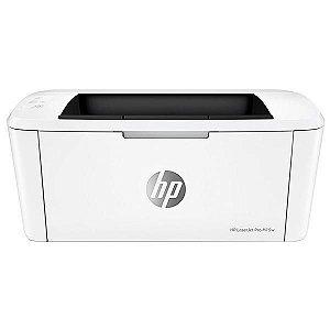 Impressora HP LaserJet Pro M15w com Wi-Fi 220V - Branca