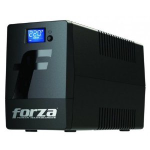 Nobreak Forza SL-1012UL 1000VA/600Watts 220Volts - Preto
