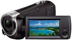 Filmadora Sony Handycam HDR-CX440 Full HD Wi-Fi NFC - Preto