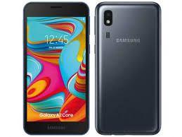 Celular Samsung A2 Core (2019)  - 16 GB SM-A260F/DS s/FONE - PRETO