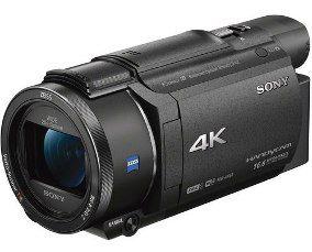 FILMADORA SONY PRO FDR AX40 4K ULT.HD.BK
