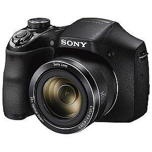 """Câmera Digital Sony H Series DSC-H300 20.1MP 3.0"""""""