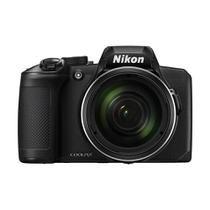 "Câmera Digital Nikon Coolpix B600 16MP 3.0"""