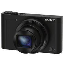 """Câmera Digital Sony DSC-WX500 18.2MP 3.2"""""""